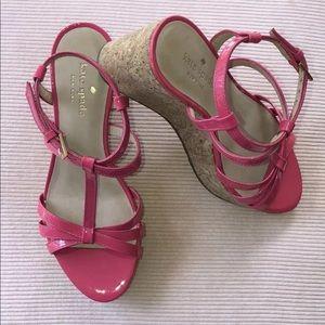 Kate Spade Hot Pink Sandal Women's 6.5M